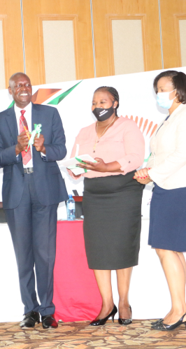 MwAPATA Institute meeting and celebration