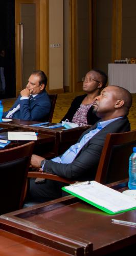 Malawi cohort BIC meeting